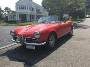 Alfa Romeo Spider 36305 miles